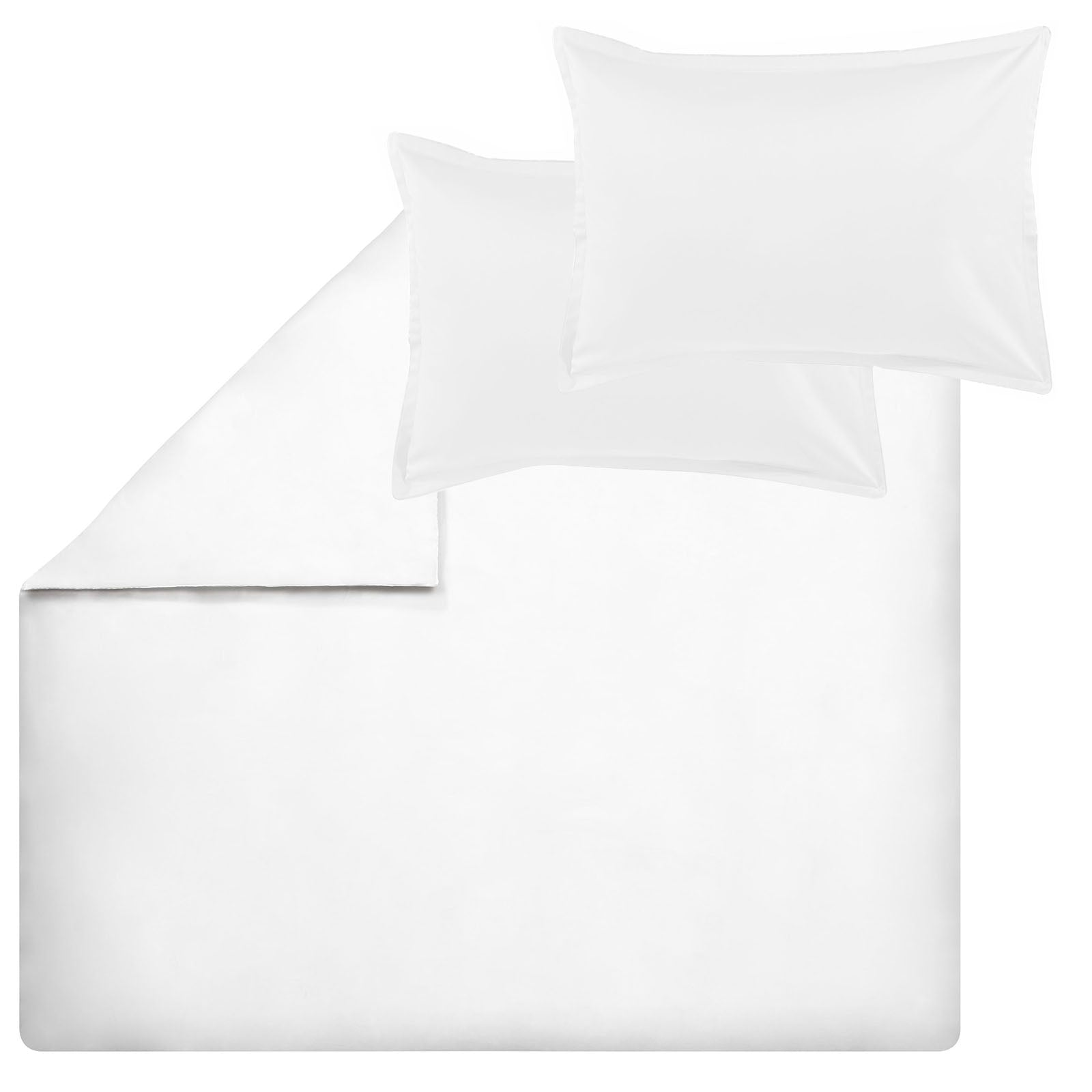 TEO White Duvet Cover Set