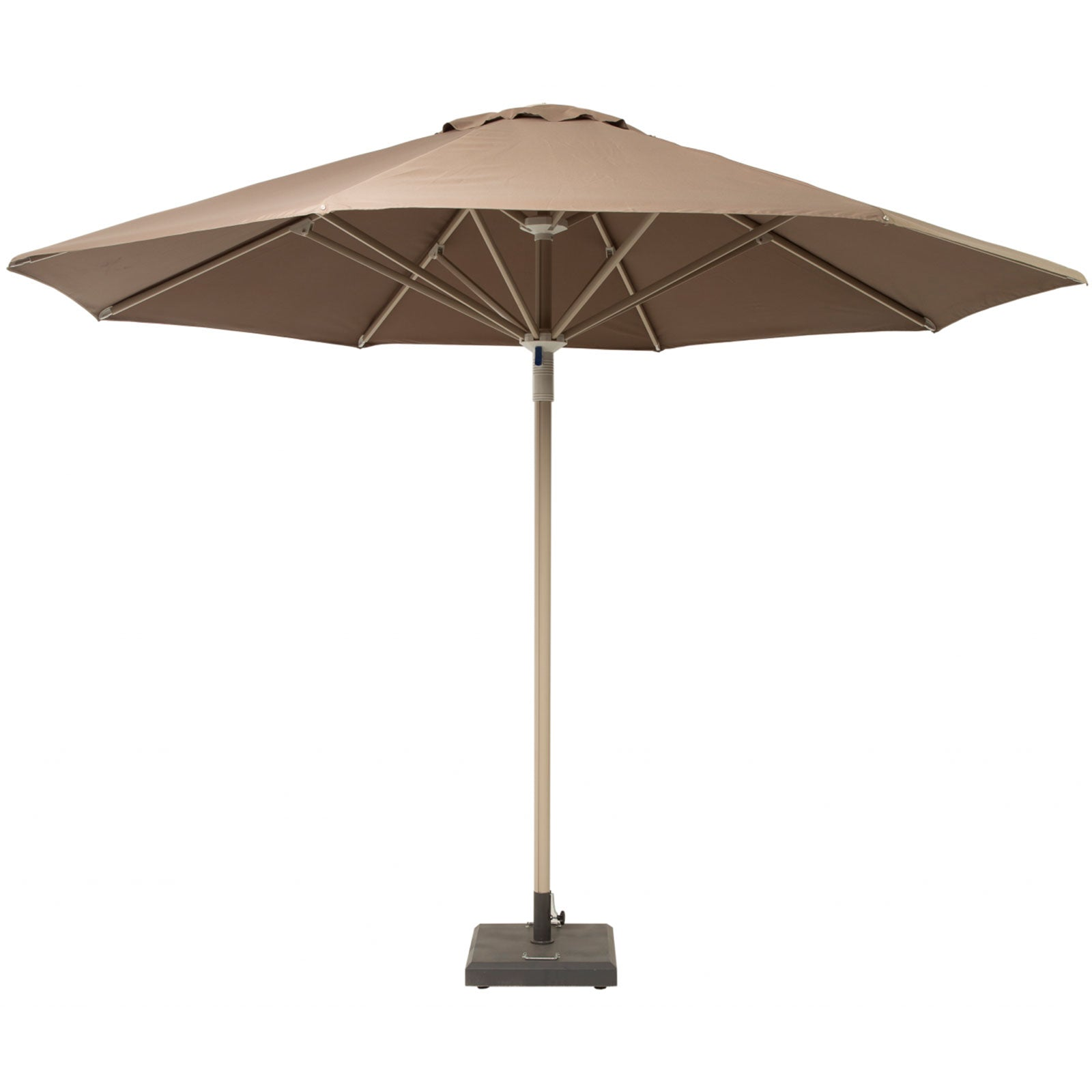 Telescopic Parasol With Base