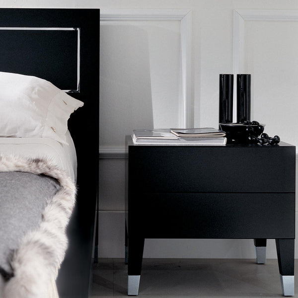 Tyrone Bedside Table Orsi Tyrone Bedside Table
