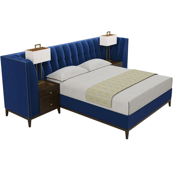 Upstate King Size Bed Linea Luxe Upstate King Size Bed
