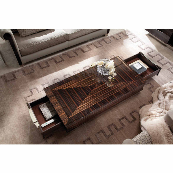 Daydream Rectangular Wooden Coffee Table Giorgio Collection Daydream Rectangular Wooden Coffee Table