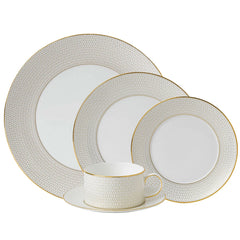 Arris 5 Piece Place Setting Wedgwood Arris 5 Piece Place Setting