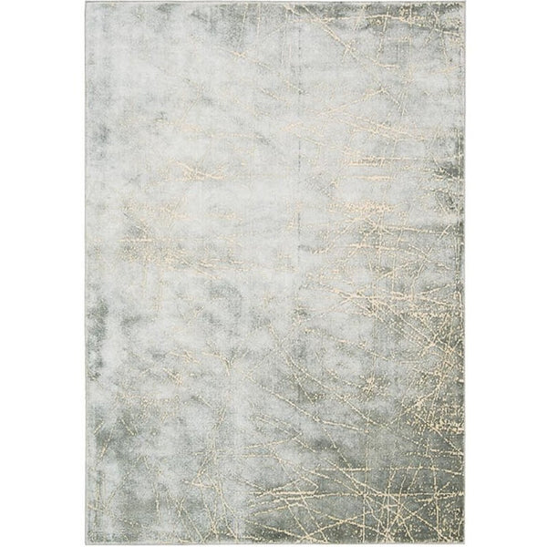 Etched Light Rug - Mercury Calvin Klein Etched Light Rug - Mercury