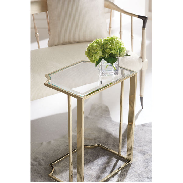 Short And Sweet Side Table Caracole Short And Sweet Side Table