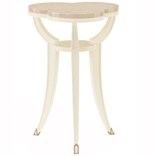Tippy Toes Side Table Caracole Tippy Toes Side Table