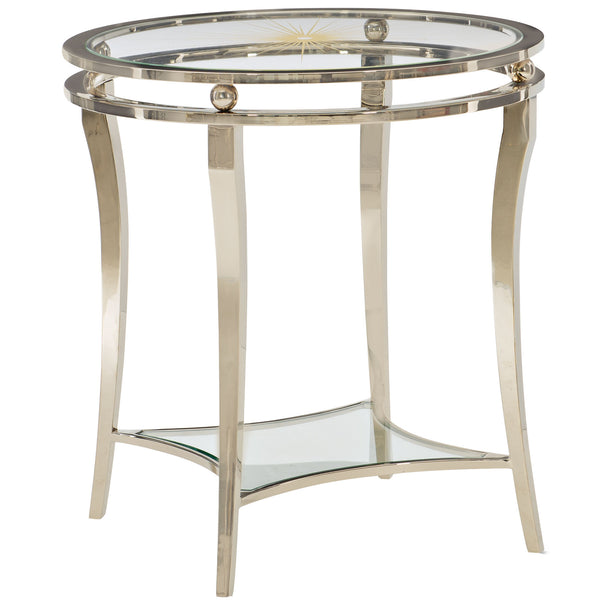 Rising Star Side Table Caracole Rising Star Side Table