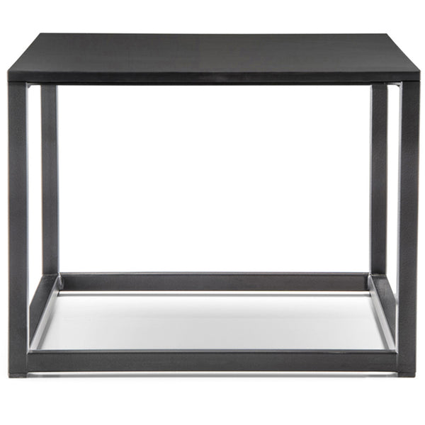 Code Small Side Table LuxDeco Code Small Side Table