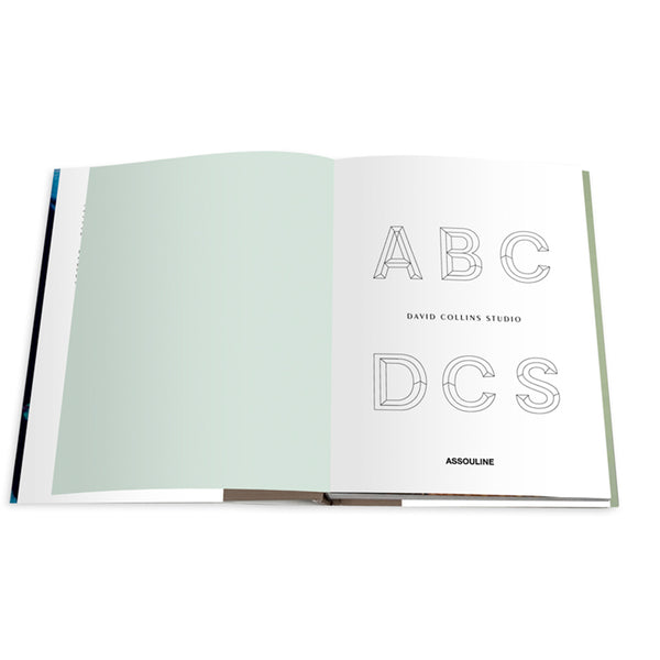 David Collins Studio: ABCDCS Assouline David Collins Studio: ABCDCS