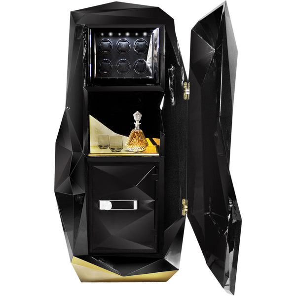 Diamond Luxury Safe Boca Do Lobo Diamond Luxury Safe