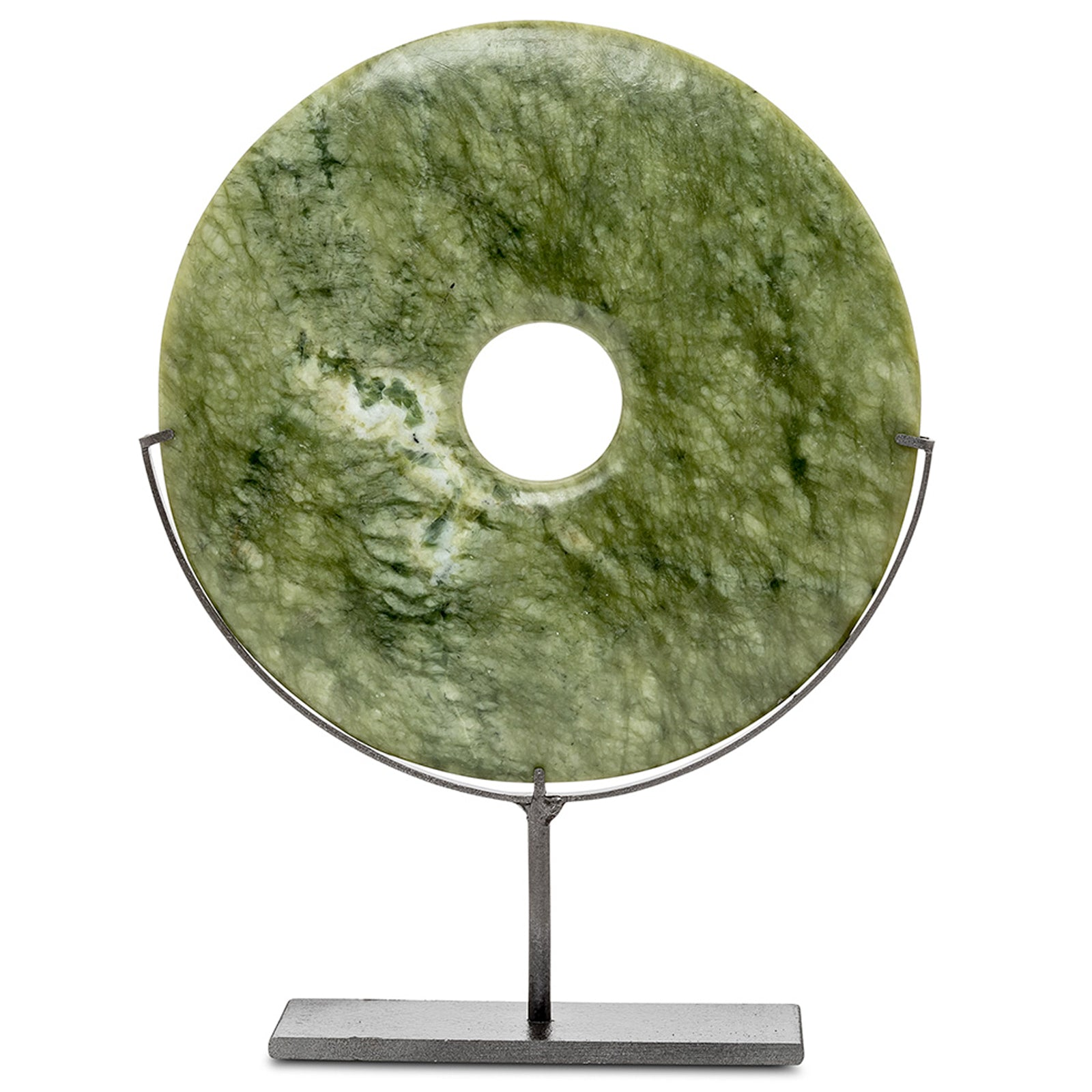 Small Speckled Marble Disc