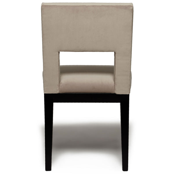 Elma Dining Chair - Velvet LuxDeco Elma Dining Chair - Velvet