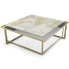 Gary Square Coffee Table Marioni Gary Square Coffee Table