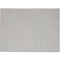 Glassweave Placemat - Silver Chilewich Glassweave Placemat - Silver