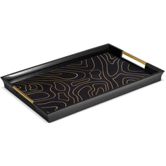 Isles Rectangular Tray - Large L'Objet Isles Rectangular Tray - Large