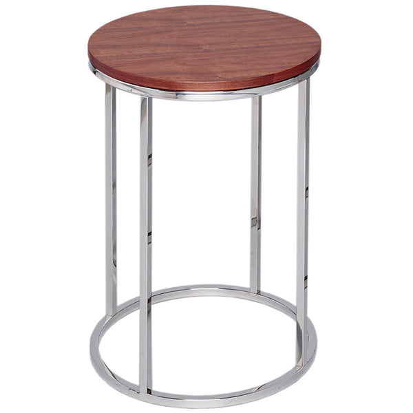 Kentish Round Side Table Highgate Home Kentish Round Side Table | Marble Top | Exclusive to LuxDeco.com