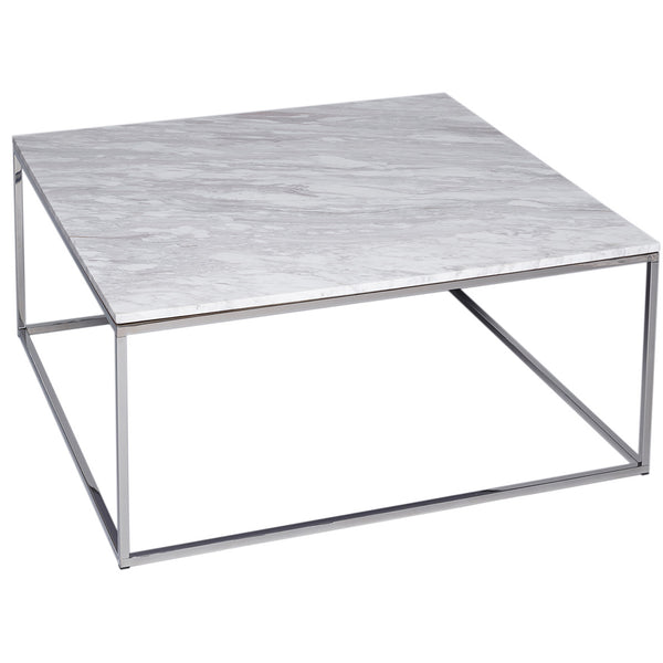 Kentish Square Coffee Table Highgate Home Silver