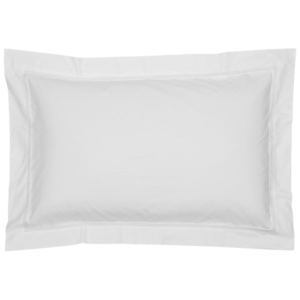 Banbury Double Hemstitch Oxford King Pillowcase LuxDeco Banbury Double Hemstitch Oxford King Pillowcase
