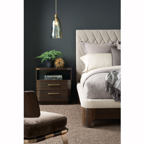 Streamline Nightstand Caracole Streamline Nightstand