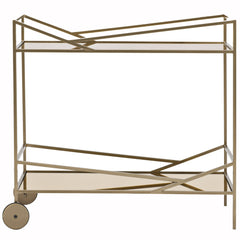 Vector Bar Cart Caracole Vector Bar Cart