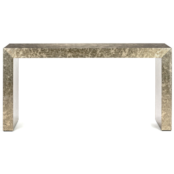 Wharf Console Table LuxDeco Wharf Console Table
