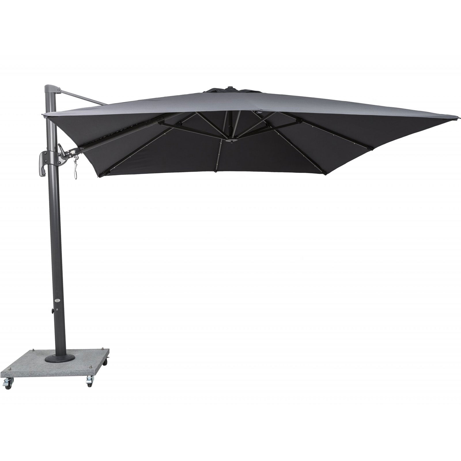 Palermo Cantilever Parasol With Base