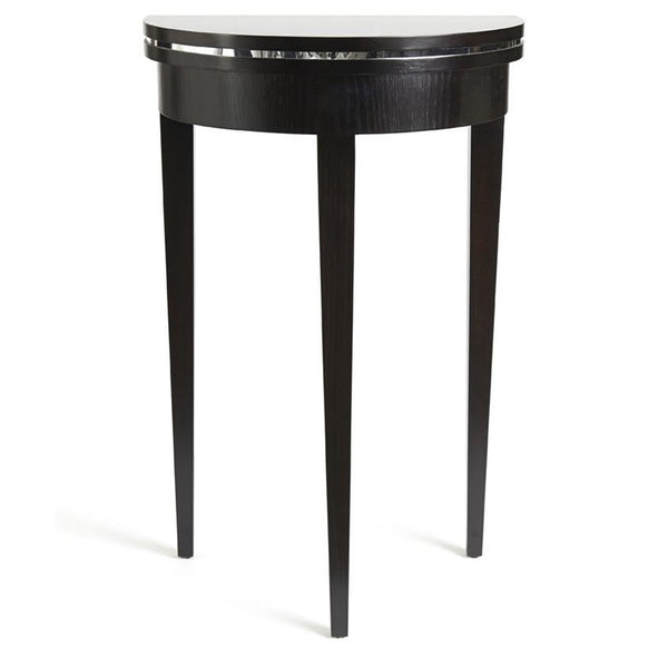 Tall Half Moon Table