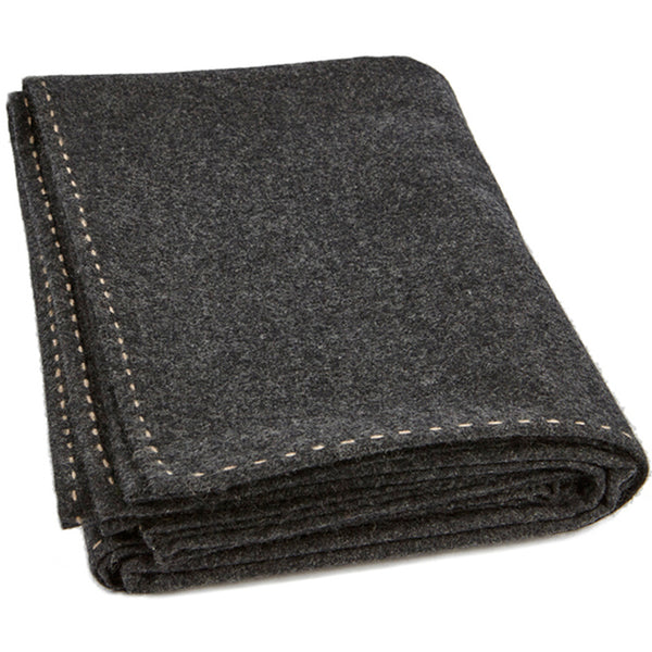 Suo Cashmere Throw Oyuna Charcoal