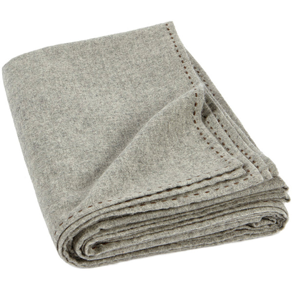 Suo Cashmere Throw Oyuna Grey