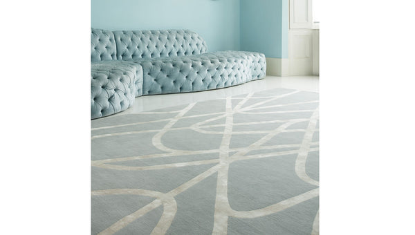 Farrah Grey by Nicole Fuller The Rug Company featured