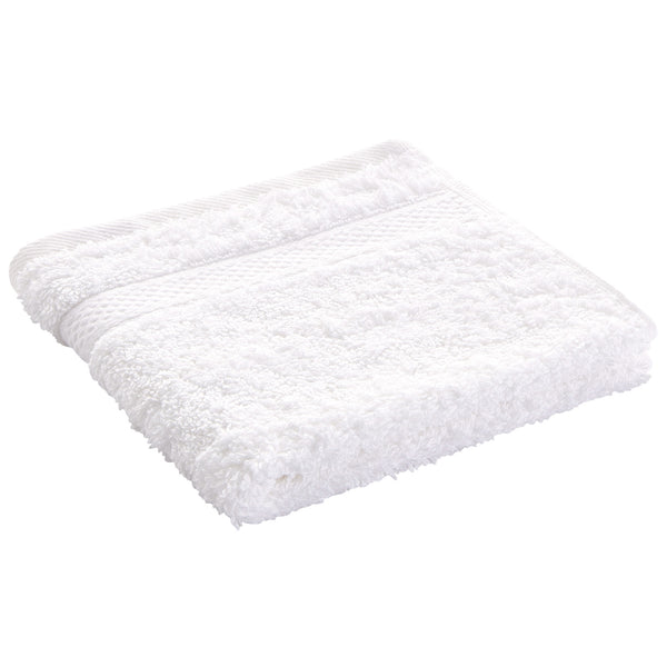 Luxury Egyptian Wash Cloth - White Sheridan Luxury Egyptian Wash Cloth - White