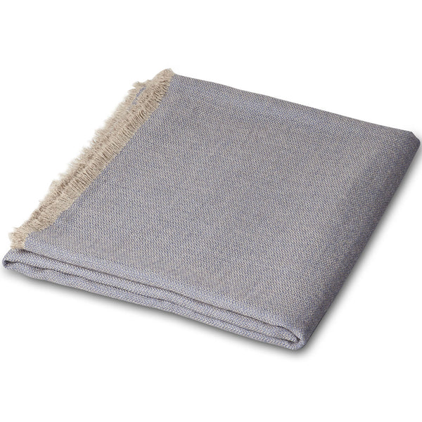 Saan Cashmere Throw Oyuna Taupe