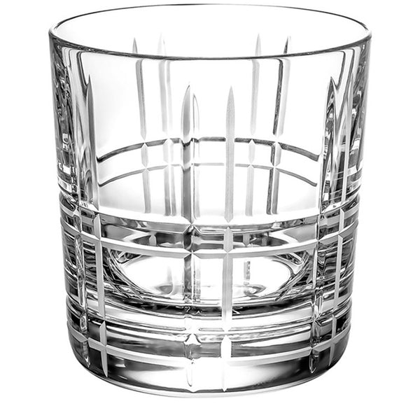 Scottish Crystal Old Fashioned Glass