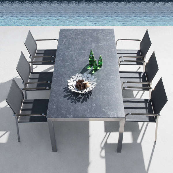 Seattle 220 Rectangular Table and 8 Seattle Chairs Westminster Seattle 220 Rectangular Table and 8 Seattle Chairs