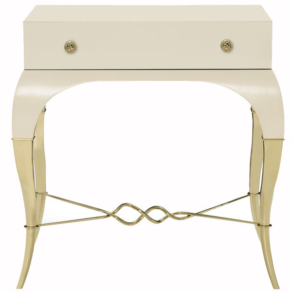 The Parisian Nightstand Caracole The Parisian Nightstand