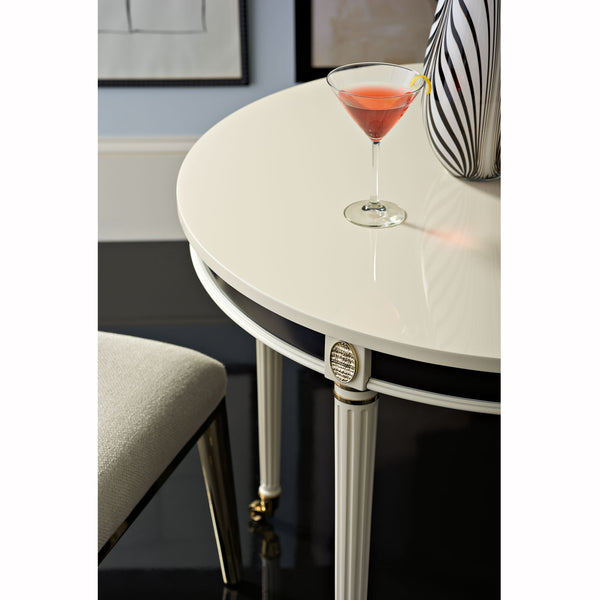 The Coco Game Dining Table Caracole The Coco Game Dining Table