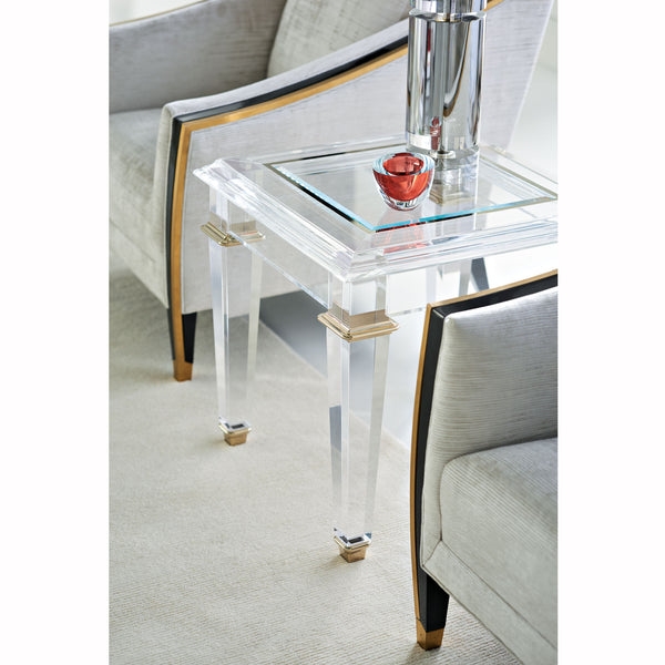 Pierre End Table Caracole Pierre End Table