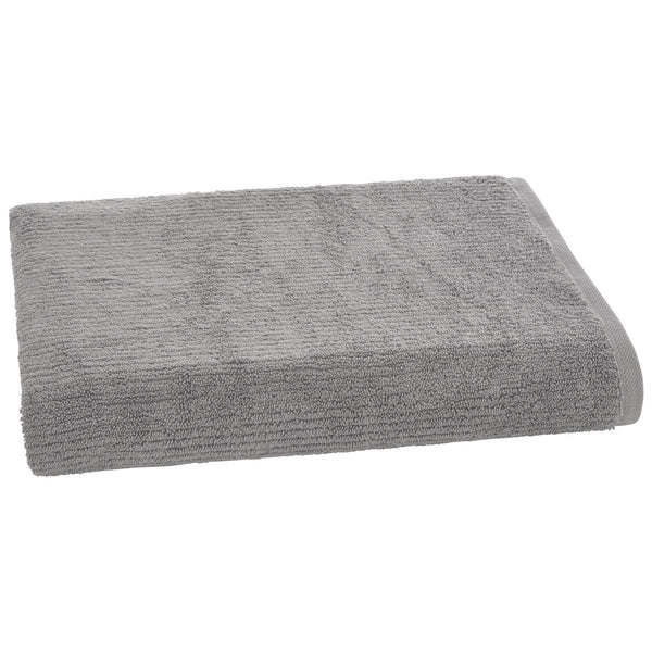 Living Textures Bath Sheet - Granite Sheridan Living Textures Bath Sheet - Granite