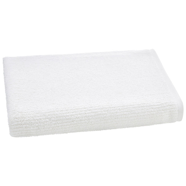 Living Textures Bath Towel - White Sheridan Living Textures Bath Towel - White