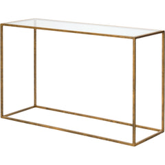 Upton Console Table Decorus Upton Console Table