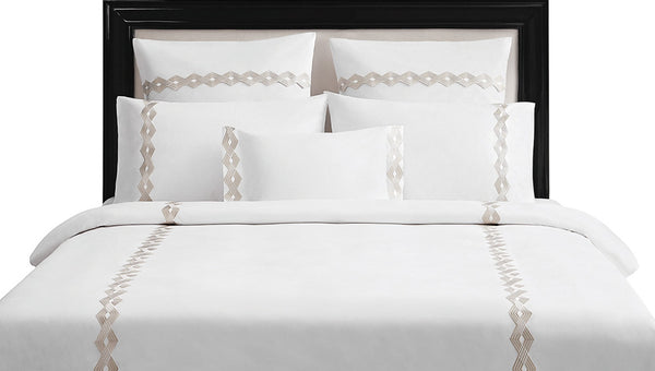 Uskudar Sable Duvet Cover Set Haremlique featured