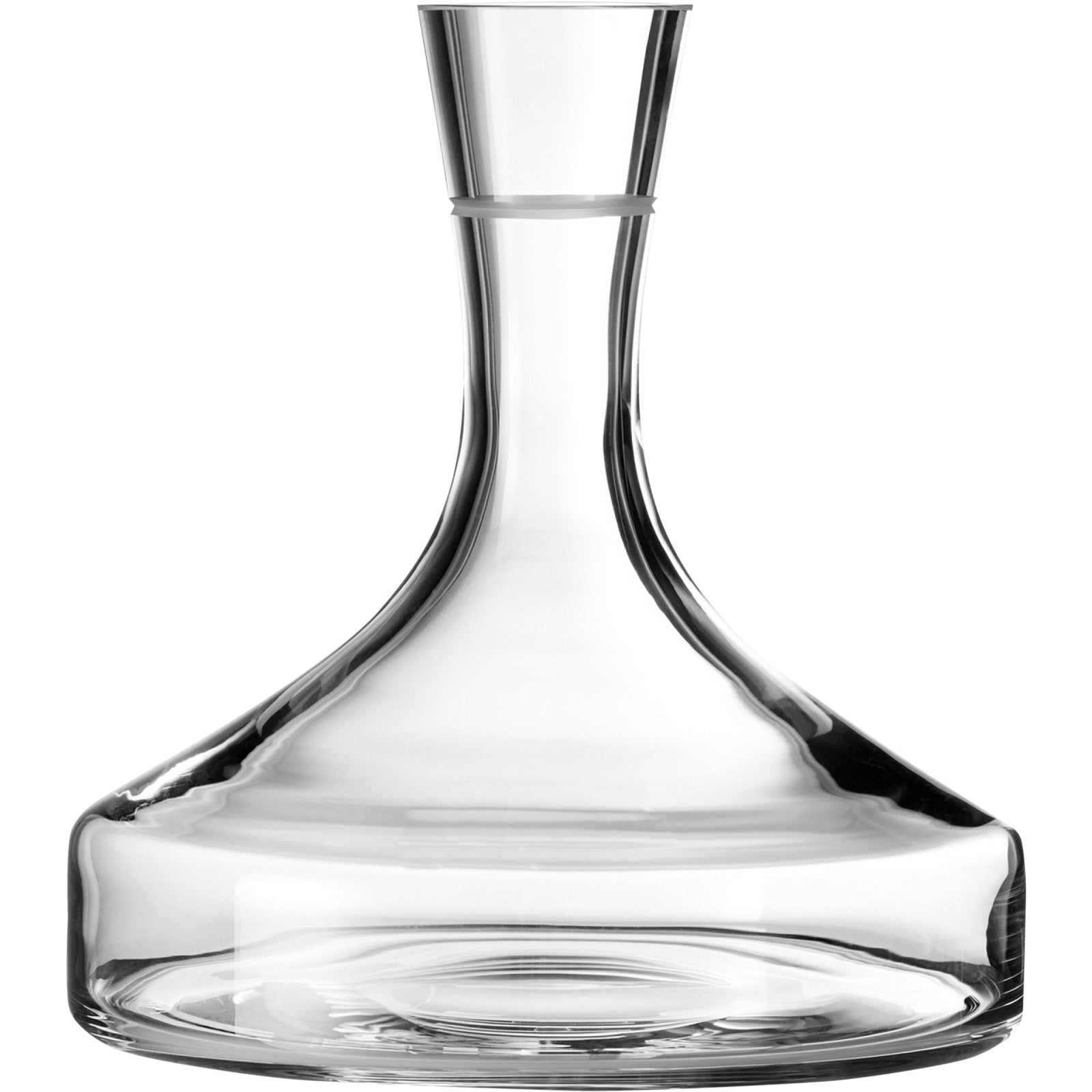 Bande Wine Decanter by VERA WANG FOR WEDGWOOD on LuxDeco.co