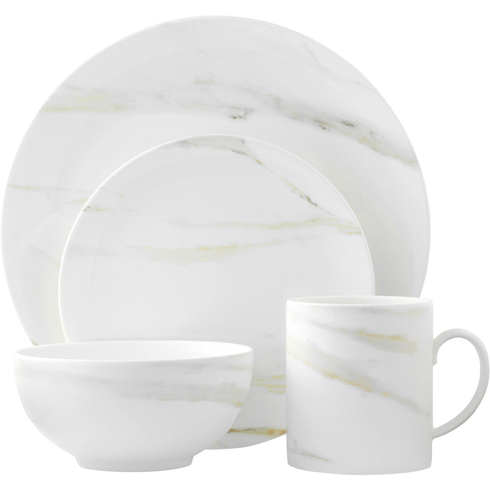 Venato Imperial 4 Piece Place Setting