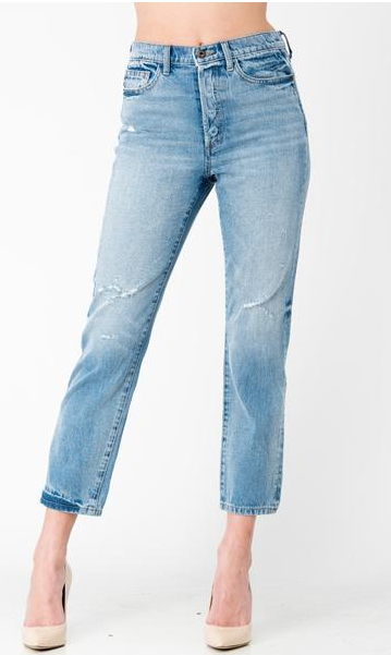 Merrick Straight Leg Denim