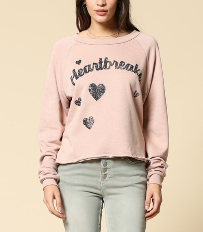 Baby Rose Sweatshirt