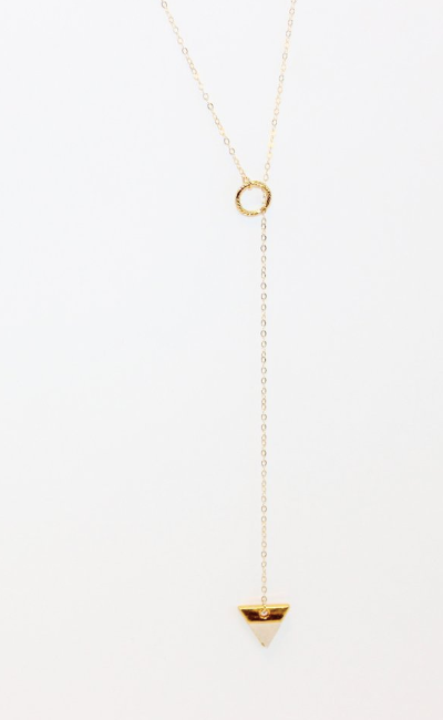 Tops Drop Necklace