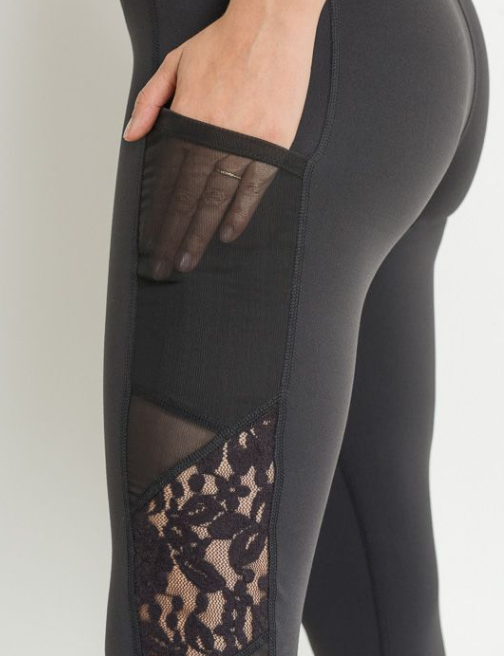 Sporty and Spice Legging