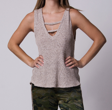 Marissa Sweater Tank