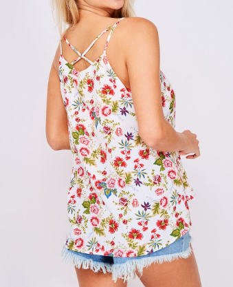Pretty in Petals Cami