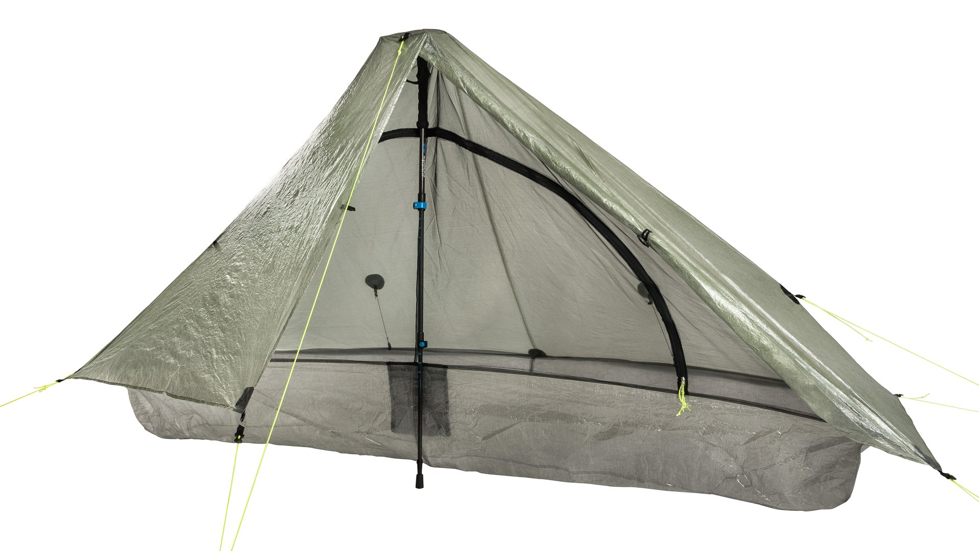 Onwijs One Person Ultralight Tent | 1 Person backpacking Tent | Zpacks QR-53