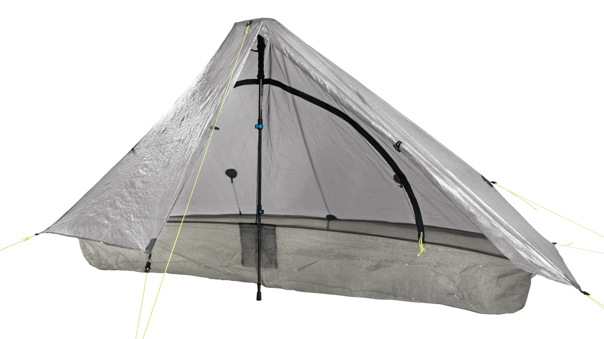 Tent Waves Wave and normal Stick Tent Aluminium and wood mm.25